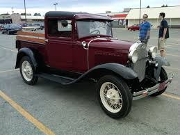 Old Ford Truck Accessories - curbside classic 1930 ford model a pickup u2013 the modern pickup is