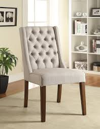 red leather accent chair 2 chair tufted armless gray accent chair with arms 0080398 1000