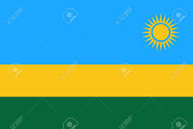 Comoros Flag Rwanda Flag Stock Photo Picture And Royalty Free Image Image