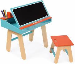 Langer Schreibtisch Janod Kinderschreibtisch Mit Tafel Schreibtisch Kombination