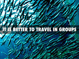 travel groups images It 39 s better to travel in groups by lisa bell jpg