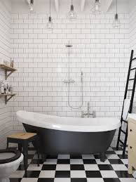 Clawfoot Tub Bathroom Design Ideas Bathroom Modern Clawfoot Tub With Tile Wall And Shower Plus Small