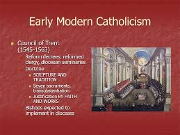 Council Of Trent Reforms The Reformation What Made Protestants Different From Catholics