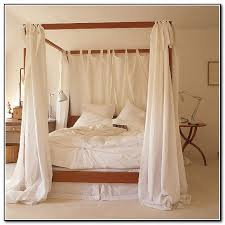 Four Poster Canopy Bed Frame 4 Poster Canopy Bed Curtains Poster Bed Curtains Ideas