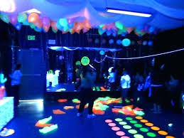 glow in the party supplies sophisticated black light party supplies best party ideas on party