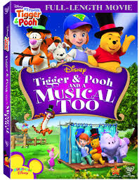 winnie the pooh thanksgiving tigger u0026 pooh and a musical too disney wiki fandom powered by