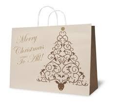 christmas paper bags luxury christmas gift bag personalised christmas gift bags