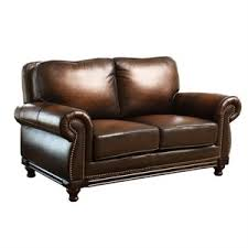 Leather Loveseats Leather Loveseats Cymax Stores