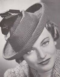 Vintage Crochet Pattern Pdf Fashion by 62 Best Crochet Knit Hats Images On Pinterest Hats Blue Moon