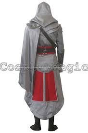 Ezio Halloween Costume Assassin U0027s Creed Brotherhood Ezio Auditore Da Firenze Cosplay