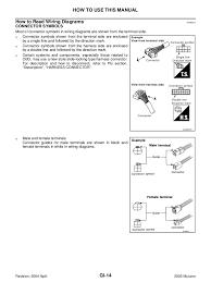 2003 nissan murano service repair manual
