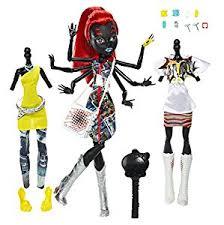 monster wydowna spider doll fashion amazon uk