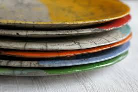 vaisselle en terre cuite inspirations įkvėpimai vaisselle colorée spalvoti indai