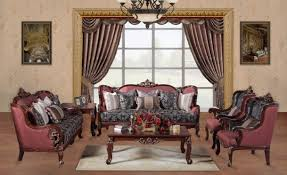 European Living Room Furniture European Style Living Room Sofa Design 3d House