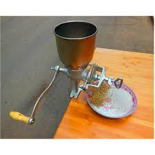 broyeur de cuisine cuisine outil grain de blé écrou broyeur manuel de fonte de fer