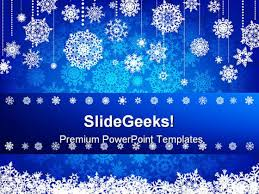 christmas powerpoint template free christmas baubles template
