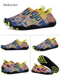 women antiskid beach shoes swim scubu snorkeling boots men loafers