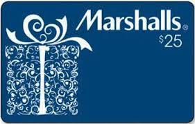 marshall gift card marshalls gift certificate gift ftempo