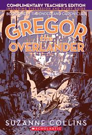 gregor the overlander teaching guide scholastic