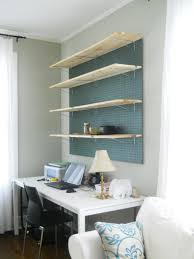 Peg Board Shelves by Can I Cope With The Slope Living Well On The Cheap