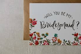 Cards To Ask Bridesmaids Will You Be My Bridesmaid Cards Archives Ultimate Bridesmaid