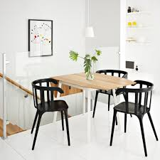 dinner tables for small spaces best small kitchen tables ikea designs design ideas and decor