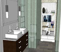 contemporary small bathroom ideas bathroom gray wall paint brown small real wood vanity with