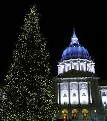 corporate holiday party catering at san francisco city hall