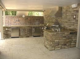 Outdoor Kitchen Backsplash Ideas Outdoor Kitchen Tile Oasiswellness Co