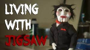 Do You Want To Play A Game Meme - ever wonder what it would be like to live with jigsaw thrill