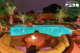 Pictures Of Backyard Fire Pits Sophisticated Outdoor Fire Pit Designs Near The Swimming Pool