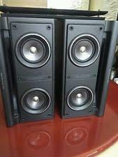 Bookshelf Speakers With Bass Jvc Mx Tv U0026 Home Audio Ebay