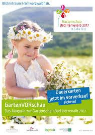 Plz Bad Herrenalb Gartenvorschau Bad Herrenalb 2017 By Albtal Tourismusgemeinschaft