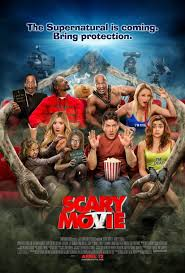 click to view extra large poster image for scary movie v movie