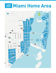 Miami Beach Map Car2go Expanding Bigtime To Miami Beach October 1st Curbed Miami