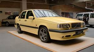 volvo track for sale the history of the volvo r and a bit on the polestar too