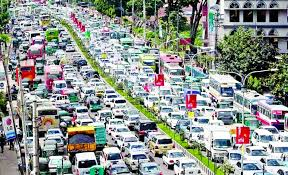 traffic congestion in dhaka city and its economic impact the new
