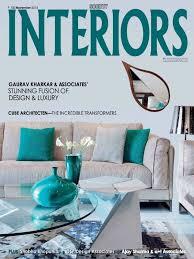 Collection Interior Design Magazine India s The Latest