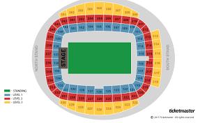 Ticketmaster Floor Plan Etihad Stadium Manchester Events U0026 Tickets Map Travel