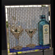 martini olive art 3d wall mosaics jillian u0027s jazz