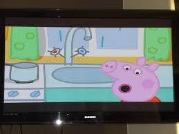 peppa pig christmas show stories dvd review