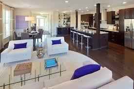 Open Floor Plan Homes Designs Open Floor Plans Are Prevalent In New Home Designs The