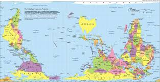 Correct World Map by If You Think About It There Is No Correct Up 108283218 Added