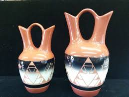 Navajo Wedding Vase Indian Wedding Vases
