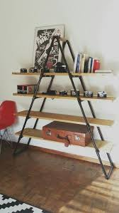 Industrial Bookcase Diy Simple Apartment Decor How To Decorate Your Rental Simple