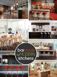 Bar Stool For Kitchen 10 Trendy Bar And Counter Stools To Complete Your Modern Kitchen
