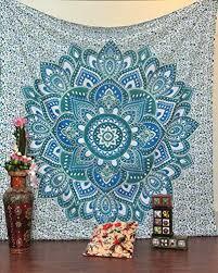jaipurhandloom gift mandala bohemian tapestry wall