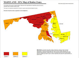 Maryland On A Map Professional Home Inspections Serving Central Maryland Home