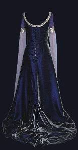 Medieval Wedding Dresses Uk Rossetti Pre Raphaelite Celtic And Medieval Style Alternative
