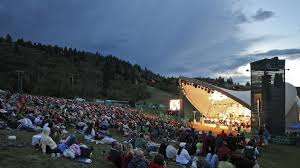 five for fighting at snow park outdoor amphitheater at deer valley